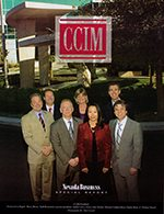 Nevada Business Magazine March 2009 Special Report