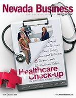 Nevada Business Magazine November 2009 Issue