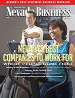 Nevada Business Magazine July 2008 Issue