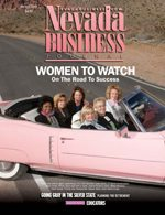 Nevada Business Magazine March 2005 View Issue