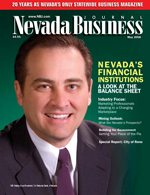 Nevada Business Magazine May 2006 View Issue