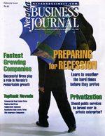 Nevada Business Magazine February 2000 View Issue
