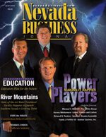 Nevada Business Magazine June 2002 View Issue