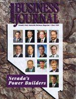 Nevada Business Magazine February 1997 View Issue