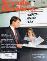 Nevada Business Magazine May 1989 View Issue