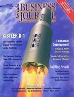 Nevada Business Magazine August 1997 View Issue