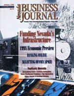 Nevada Business Magazine January 1998 View Issue
