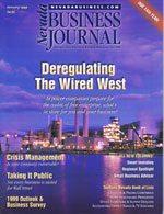 Nevada Business Magazine January 1999 Issue
