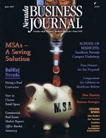 Nevada Business Magazine June 1997 View Issue