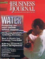 Nevada Business Magazine June 1998 View Issue