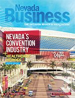 View the September 2014 issue of Nevada Business Magazine.