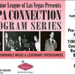 The Junior League of Las Vegas Presents 'Alive from the Sands Copa Room'