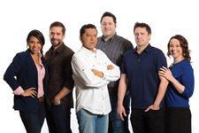 Regina and Dan Simmons, David Bowers, Ricardo Rodriguez, John Simmons, Tabitha Fiddyment Simmons Firefly* Tapas Kitchen & Bar
