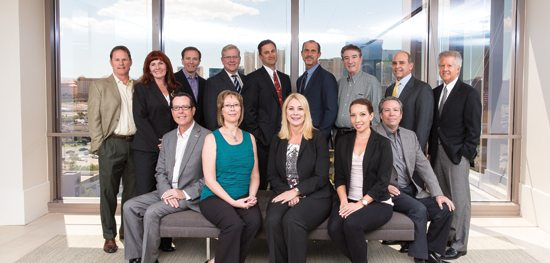 Nevada Accountants recently met at the Las Vegas offices of Gordon Silver to discuss the challenges in their industry.