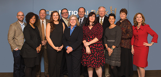 Executives representing several non-profits throughout the state recently met at the Las Vegas offices of City National Bank to discuss the future of the non-profit sector.