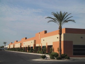 Colliers International announced the finalization of a lease to an industrial property located at 6225 S. Valley View Blvd.