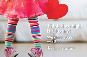 All you need is love? Not parents on Valentine's Day. They need child care, too.