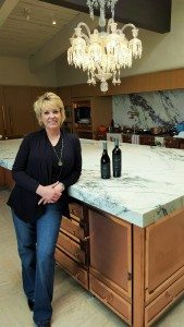 Exotic stone countertops, tables, bars and vanities benefit from TuffSkin Surface Protection's products, which include TuffSkin Gloss and TuffSkin Satin.
