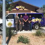 Transportation is just one of the many services NPHY provides for its youth clients. Now it will be easier with the donation of a 15-passenger van.