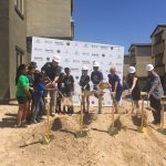 Boys & Girls Clubs of Southern Nevada (BGCSNV), Lutheran Social Services of Nevada (LSSN) and Clark County broke ground on buildings
