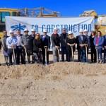 SR Construction announces the construction of the Centennial Hills