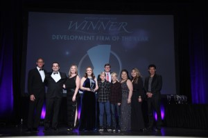 NAIOP Southern Nevada, an organization representing commercial real estate developers, owners and related professionals in office, industrial, retail and mixed-use real estate, held its 21st Annual NAIOP Spotlight Awards this past weekend.