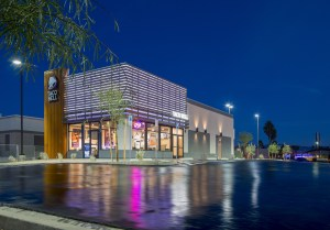 Shawn Danoski, chief executive officer of Las Vegas-based DC Building Group, announced the general contractor has recently completed a new Taco Bell at 2033 E. Charleston Blvd.