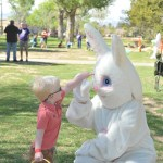Children with visual impairments will be able to participate in the springtime ritual of searching for Easter eggs on Saturday, March 24 when the Nevada Blind Children's Foundation (NBCF) hosts its free annual Beepin' Egg Hunt from 10 a.m. to noon at Sunset Park, 2601 East Sunset Road.