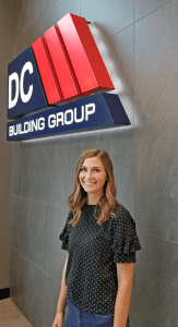 DC Building Group is proud to announce that Alissa Bonwell has been hired as marketing manager at the award-winning general contracting firm.
