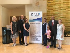 Healthcare stakeholders and business representatives announced the formation of the Rx Abuse Leadership Initiative to address opioid misuse and addictiom.