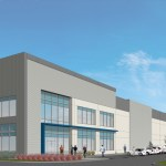Optimized-LogistiCenter at Vacaville (building rendering)