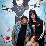 Criss Angel-inspired patient exam room at Cure 4 The Kids Foundation