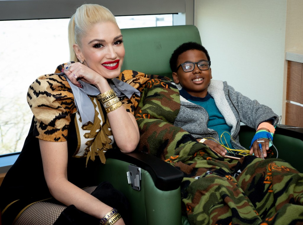 Gwen Stefani To Be Honored at Circus Couture 2019; Photo by Tonya Harvey