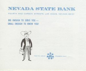 5 1960s 1966 Mr Nevadan mascot