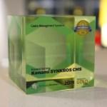 SYNKROS Gold Data Quadrant Awards