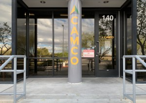 CAMCO's Las Vegas office