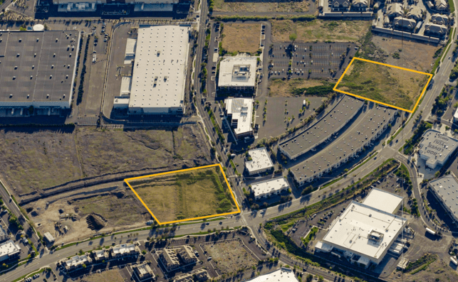 6.4 Acre Land Sale in South Meadows