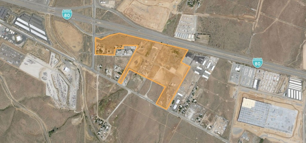 Dickson Commercial Group Completes 36 Acre Land Sale in North Valleys