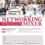 CALV's spring mixer is May 13