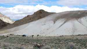 "The ""White Hill"" at Rhyolite Ridge-0b16b31d"