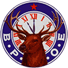 BPOE Nevada city Elks logo
