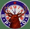 BPOE Nevada city Elks logo