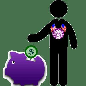 Purple Pig Bank