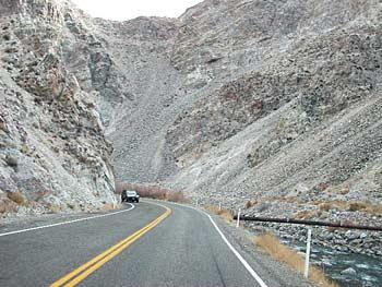 nevada canyon