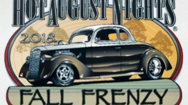 HOT AUGUST NIGHTS: Fall Frenzy 2018 in Sparks,NV