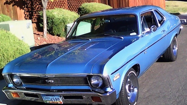 EARLY SEVENTIES MUSCLE FOR SALE: 1972 Chevrolet Nova