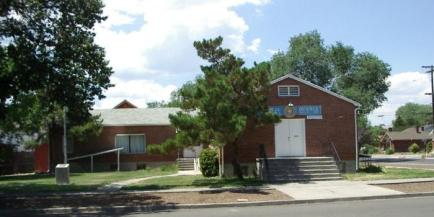 American Legion Hall, Darrell Dunkle Post #1, in Reno, Nevada
