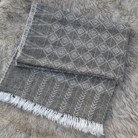 Alpaca Throw