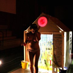 Tears of the Bikini Girls // Performance // Duration: 2hr // 2007