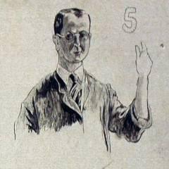 5. George the Grosz Enforcer